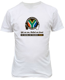 South African Peace T-Shirt